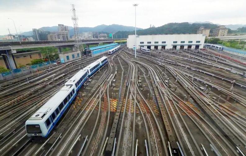 Neihu Depot