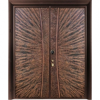 Danterry copper door